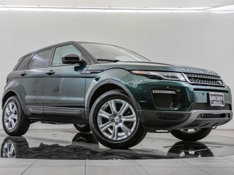 Certified Pre-Owned 2017 Land Rover Range Rover Evoque SE Premium, 100K Certified Warranty