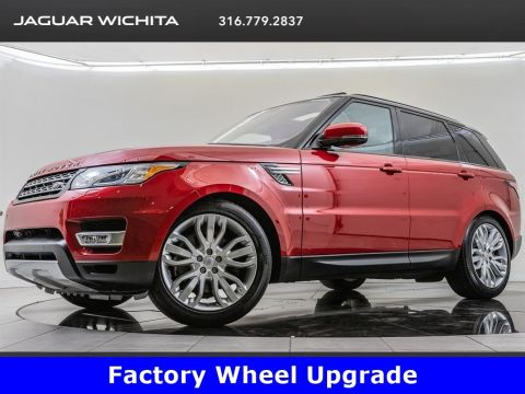 Pre-Owned 2016 Land Rover Range Rover Sport HSE, Factory Wheel Upgrade