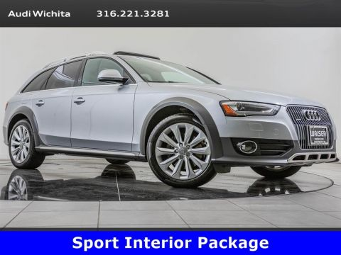 Pre-Owned 2016 Audi allroad Premium Plus quattro, Tech Package