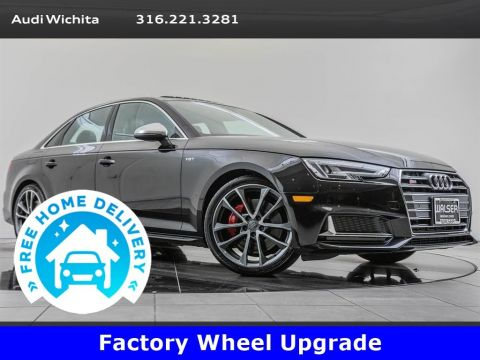 Pre-Owned 2018 Audi S4 Premium Plus quattro