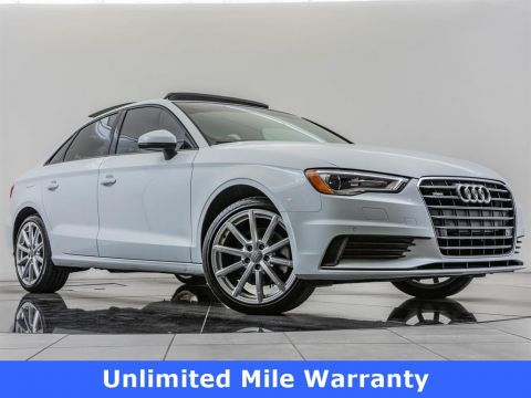 Pre-Owned 2016 Audi A3 2.0 TFSI Premium quattro, Upgraded Wheels