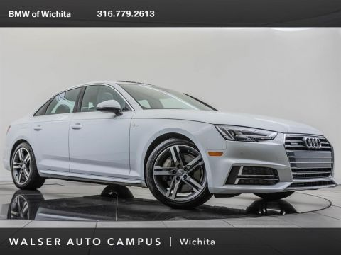 Pre-Owned 2018 Audi A4
