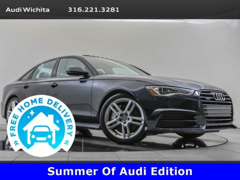 Pre-Owned 2016 Audi A6 Summer of Audi Edition