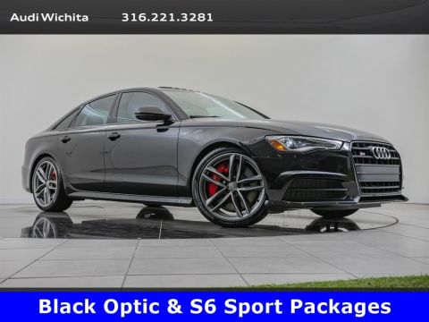 Pre-Owned 2017 Audi S6 Premium Plus quattro, S6 Sport Package