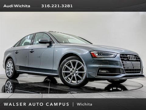 Pre-Owned 2014 Audi A4 2.0T Premium Plus quattro, RS Design Wheels