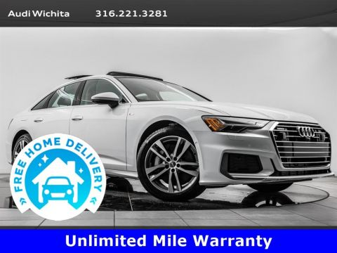 Pre-Owned 2019 Audi A6 Prestige, Driver Assistance Packages