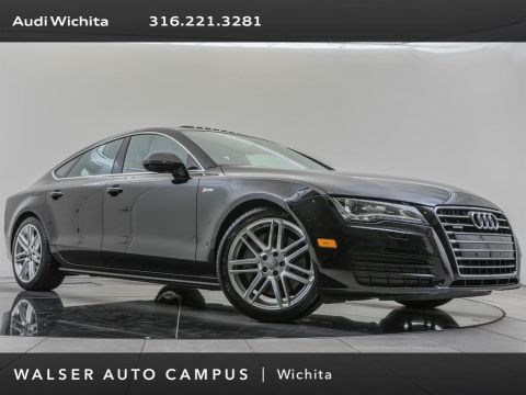 Pre-Owned 2015 Audi A7 Factory Wheel Upgrade, Navigation, Cold Weather