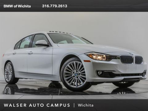 Pre-Owned 2012 BMW 3 Series 328i, Technology Package