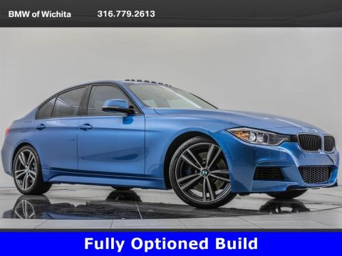 Pre-Owned 2015 BMW 3 Series 335i, M Sport, Factory Wheel Upgrade