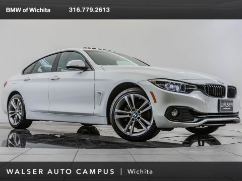 Pre-Owned 2018 BMW 4 Series 430i xDrive, BMW Company Demo