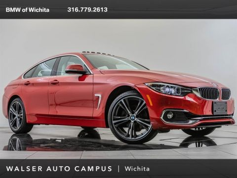 Pre-Owned 2019 BMW 4 Series 430i xDrive, Upgraded 19-Inch Wheels