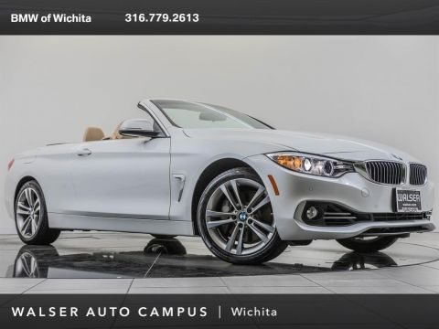 Pre-Owned 2017 BMW 4 Series 440i xDrive, Driving Assistance Package