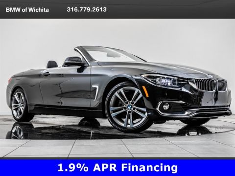 Pre-Owned 2019 BMW 4 Series 430i, BMW Company Demo