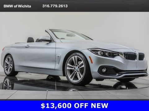 Pre-Owned 2019 BMW 4 Series 430i, Convenience Pkg