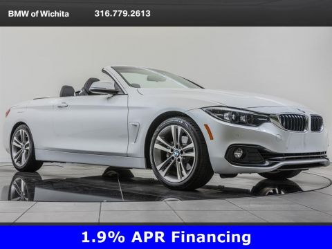 Pre-Owned 2019 BMW 4 Series 430i, Convenience Package