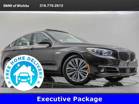Pre-Owned 2017 BMW 5 Series Navigation, Dynamic Handling & Executive Packages