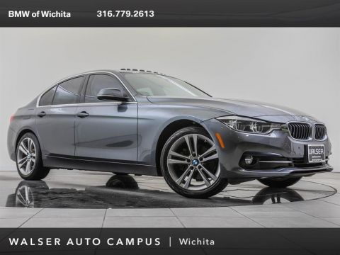 Pre-Owned 2017 BMW 3 Series 2017 BMW 328D XDRIVE (A8) 4DR SDN AWD
