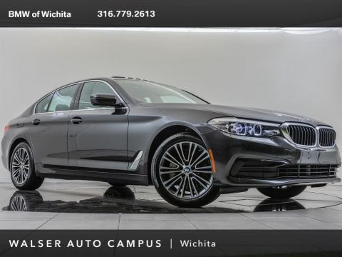 Pre-Owned 2019 BMW 5 Series 530i xDrive, Convenience Package
