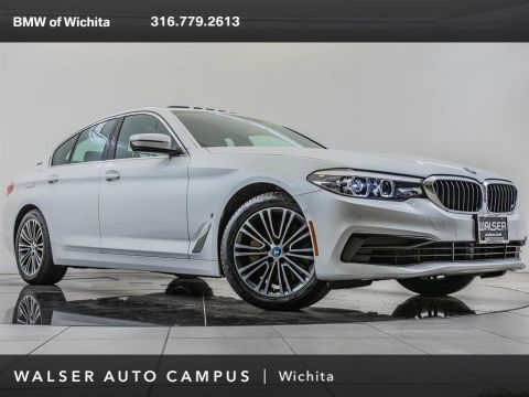 Pre-Owned 2019 BMW 5 Series SPORT LINE PREM
