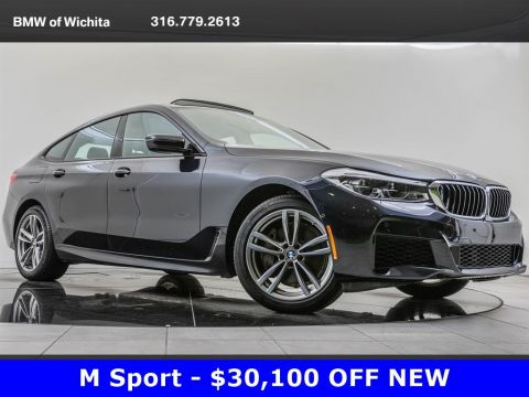 Pre-Owned 2019 BMW 6 Series 640i xDrive, M Sport