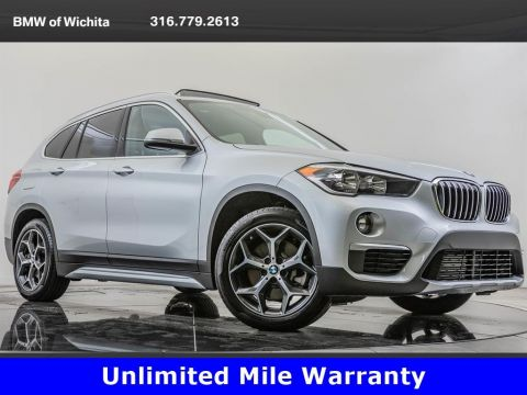 Pre-Owned 2018 BMW X1 2018 BMW X1 XDRIVE28I (A8) 4DR SUV 105.1 WB AWD