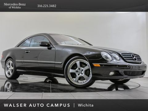 Pre-Owned 2002 Mercedes-Benz CL-Class CL500