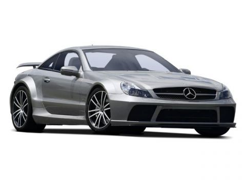 Pre-Owned 2009 Mercedes-Benz SL-Class