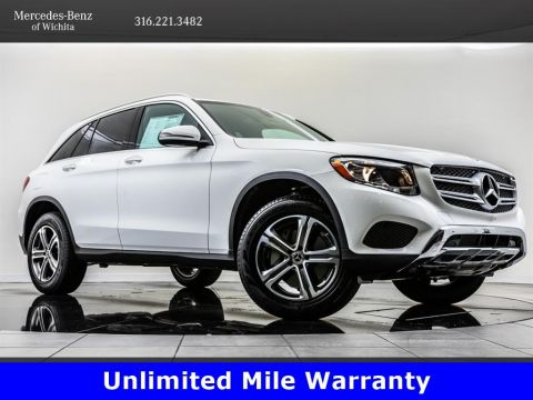 Pre-Owned 2019 Mercedes-Benz GLC GLC 300 4MATIC®