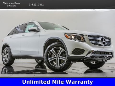 Pre-Owned 2019 Mercedes-Benz GLC