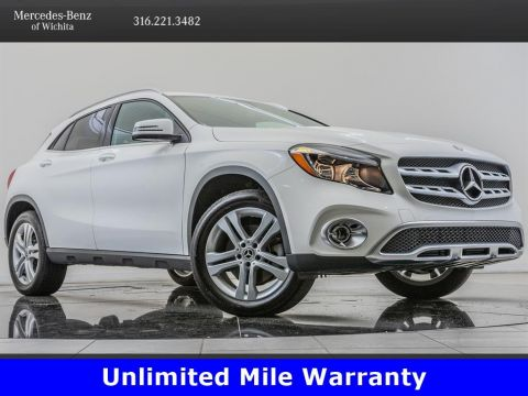 Pre-Owned 2019 Mercedes-Benz GLA