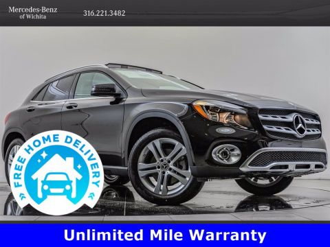 Pre-Owned 2019 Mercedes-Benz GLA Premium & Convenience Packages