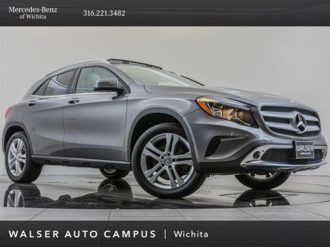 Pre-Owned 2016 Mercedes-Benz GLA GLA 250 4MATIC®, Multimedia Package