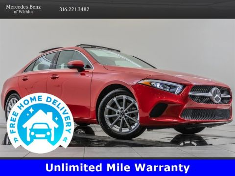 Pre-Owned 2019 Mercedes-Benz A-Class 4MATIC®
