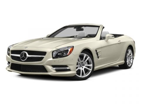 Pre-Owned 2015 Mercedes-Benz SL-Class