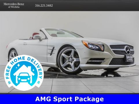 Pre-Owned 2016 Mercedes-Benz SL SL 400, AMG® Sport, Premium Package