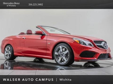 Pre-Owned 2014 Mercedes-Benz E-Class E550, Driver Assistance Package