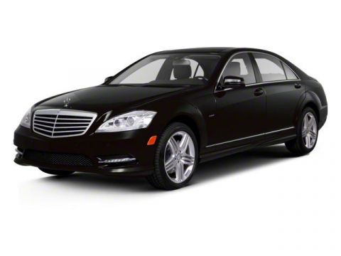 Pre-Owned 2010 Mercedes-Benz S-Class