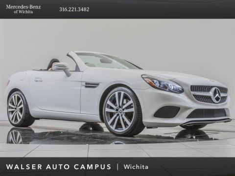 Pre-Owned 2017 Mercedes-Benz SLC SLC 300, Premium 2 Package