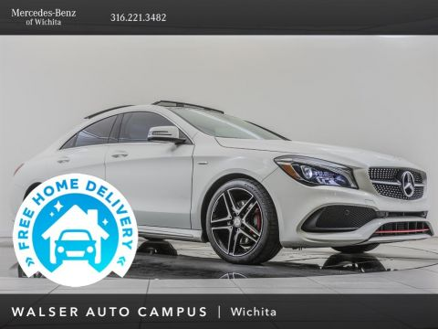Pre-Owned 2018 Mercedes-Benz CLA Premium, AMG® Line, & Convenience Packages