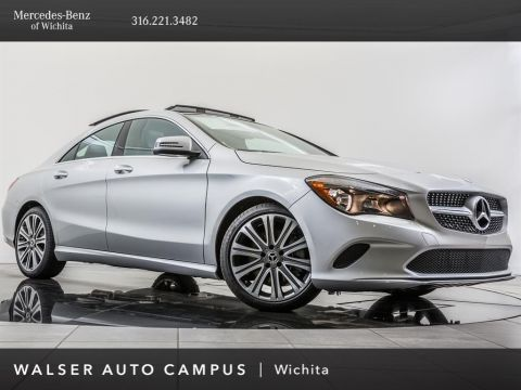 Pre-Owned 2019 Mercedes-Benz CLA CLA 250 4MATIC®, Upgraded 18-Inch Wheels