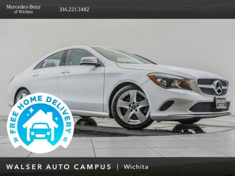 Pre-Owned 2019 Mercedes-Benz CLA