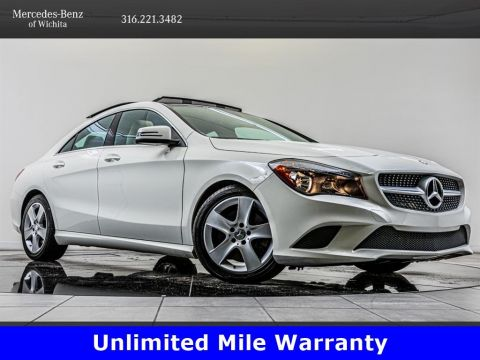Pre-Owned 2016 Mercedes-Benz CLA CLA 250 4MATIC®, Premium Pkg