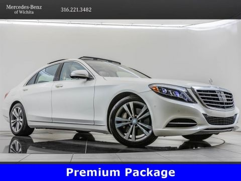 Pre-Owned 2016 Mercedes-Benz S-Class S 550 Plug-In HYBRID