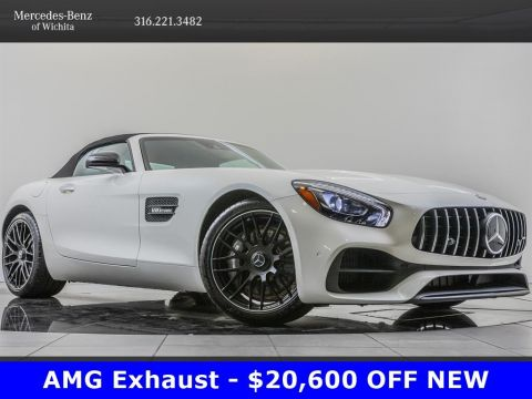 Pre-Owned 2019 Mercedes-Benz AMG® GT Factory Wheel Upgrade, AMG® Performance Exhaust
