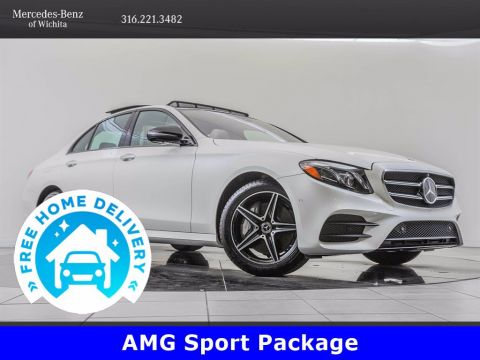 Pre-Owned 2019 Mercedes-Benz E-Class Navigation, Premium 1 & Driver Assistance