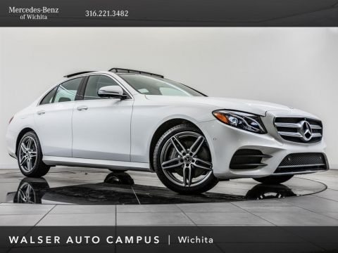 Pre-Owned 2019 Mercedes-Benz E-Class E300 4MATIC® SEDAN