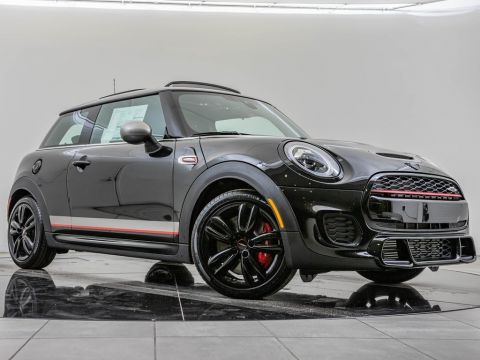 New 2019 MINI Hardtop 2 Door Knights Edition