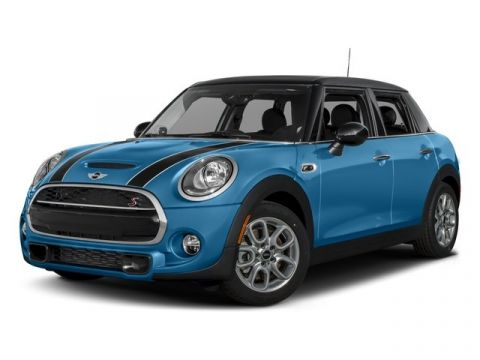 Pre-Owned 2017 MINI Hardtop 4 Door