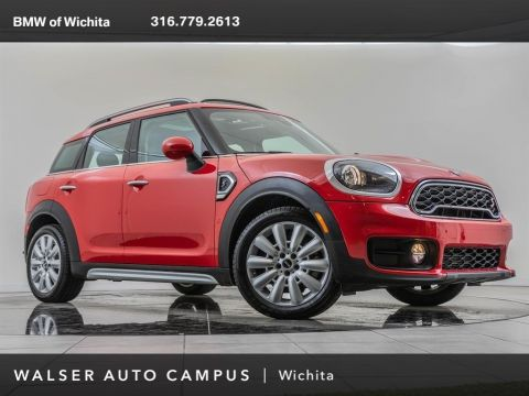 Pre-Owned 2019 MINI Countryman Signature