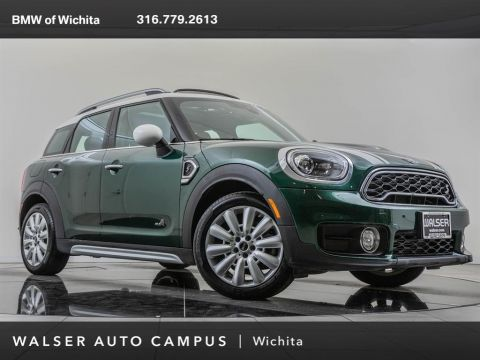 Pre-Owned 2019 MINI Countryman Navigation, Premium & Touchscreen Nav. Packages